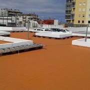Impermeabilización de azotea edificio