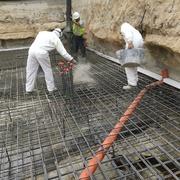 Impermeabilización de losa de cimentación