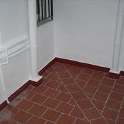 Impermeabilizar paredes patio