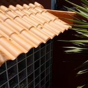 Impermeabilización tejas en techo