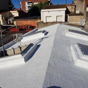 Impermeabilización y aislamiento térmico de cubierta