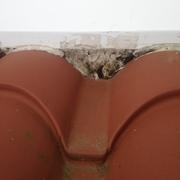 impermehabilización  de  tejado.