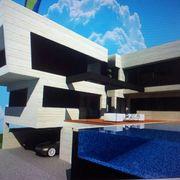 Construccion de vivienda unifamiliar, San Andres de Comesaña, Vigo