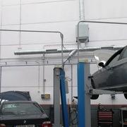 Proyecto taller mecánico en Toledo