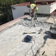 Rehabilitación terrazas