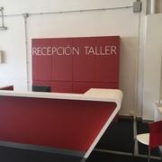 Instalación nuevo puesto de ventas Citroën