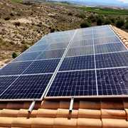 Instalación auto consumo 6.2 kw ( Molina del Segura ) - Murcia