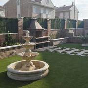 Gesprodex - Diseño de Jardín e Instalación de Césped Artificial en Residencial (Madrid)