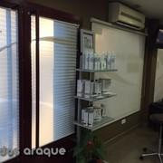 Instalacion de 2 estores enrollables y 2 cortinas plisadas en San Martin de la Vega - Madrid