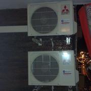 Instalación de 4 split Mitsubishi Electric