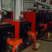 Instalacion de 5 quemadores en instituto publico