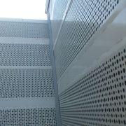 Aislamiento acustico mediante pantalla exterior, en Madrid