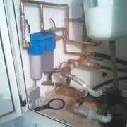 Instalación de fontaneria y calefacción