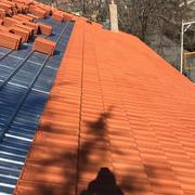 Instalación de cubierta en Ávila (Madrid)