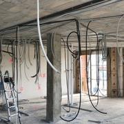 Instalación eléctrica edificio