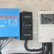 Instalación Fotovoltaica-Minieolica Para Vivienda Aislada