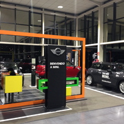 Instalación LED BMW Santander