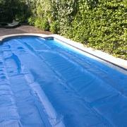 Instalación Lona Cobertora Solar