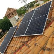 Instalación solar en Medina del Campo