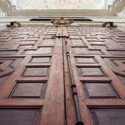 Interior de la puerta