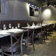 Interior Restaurante De Santa Rosalia - Bilbao