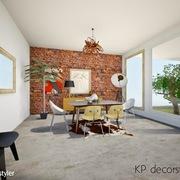 Interiorismo vintage industrial