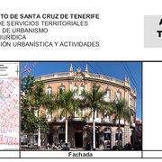 ITE de edificio de oficinas y comercios conocido como CASA ELDER sito en calle Robayna 2