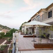 Rehabilitación de un villa en Esporlas