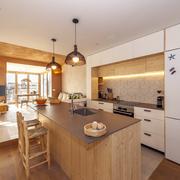 La cocina integrada