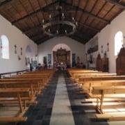 Murprotec elimina los problemas de humedad por capilaridad de los muros de la iglesia de San Tirso en Palas de Rei (Lugo)