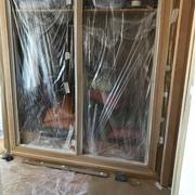 Lacado de galces y tapetas de puertas