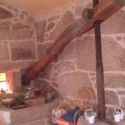 Rehabilitación de una bodega con su lagar en Pontevedra
