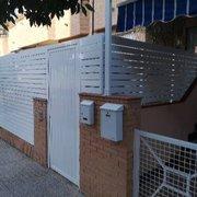 Distribuidores Acristalia - Cerramiento patio exterior.