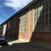 LATERAL POLIDEPORTIVO CUBIERTO, UNIVERSIDAD COMPLUTENSE DE MADRID