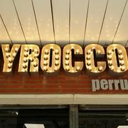 Rótulo y decoración con vinilo de SYROCCO Perruquers en Tarragona