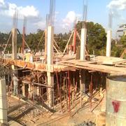 Levantando la estructura