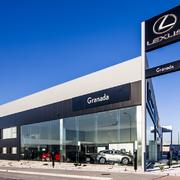 Construcción de Concesionario Toyota y Lexus en Granada