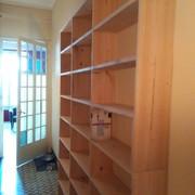 Librería de pino