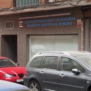 Licencia actividad centro medico
