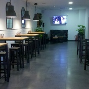 "Reforma Bar ""La Central"" Plasencia"