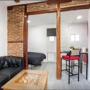 Loft - salón de vivienda