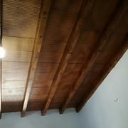 Es madera o cemento
