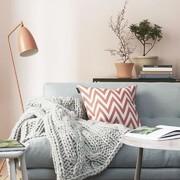 mantas de ganchillo sofá