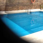 Mantenimiento y puesta a punto de piscina de cloración salina