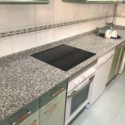 Sustitucion encimera de cocina de granito en Gijon