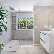 microcemento ducha