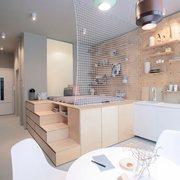 Mini apartamento madera