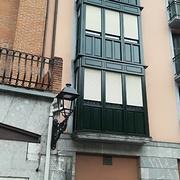 Miradores de fachada.