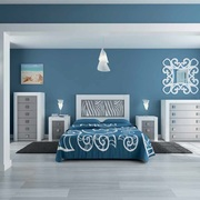 Muebles de dormitorio en madera fabricados