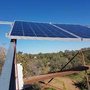 Bombeo de agua con energia fotovoltaica